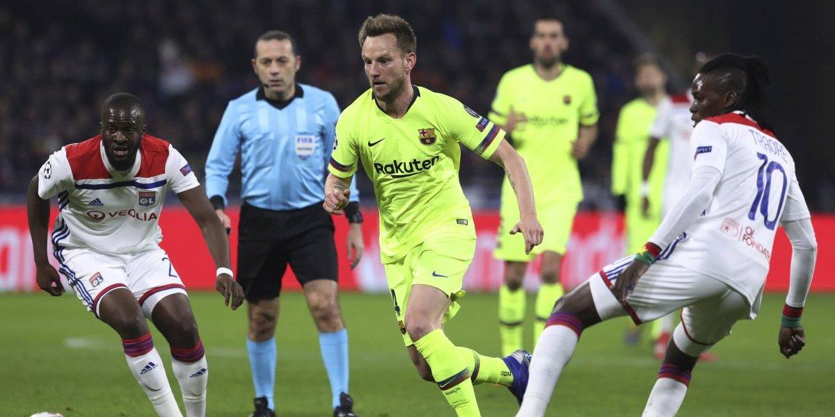 Así vivimos el empate sin goles de Barcelona ante el Olympique de Lyon