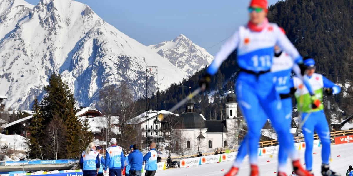 Personas quedan sepultadas por avalancha en sede del Mundial de esquí