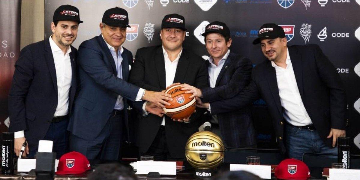 Regresa el basquetbol profesional a Jalisco