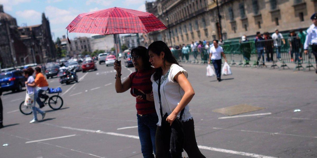 ¿Hasta cuándo se extenderá la ola de calor en México?