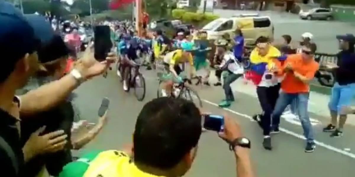El verdadero responsable de la caída de Nairo Quintana en el Tour Colombia