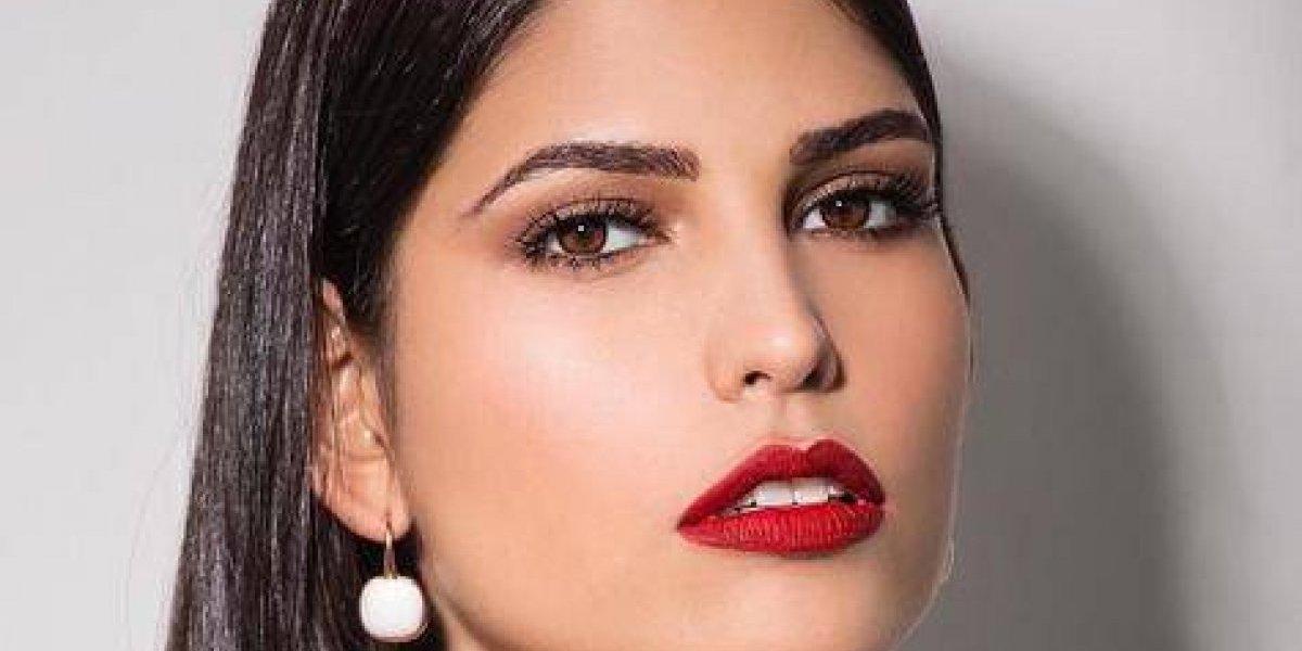 """Carlina Durán entrega franquicia """"Miss RD Universo Santiago"""" a Magalis Febles"""