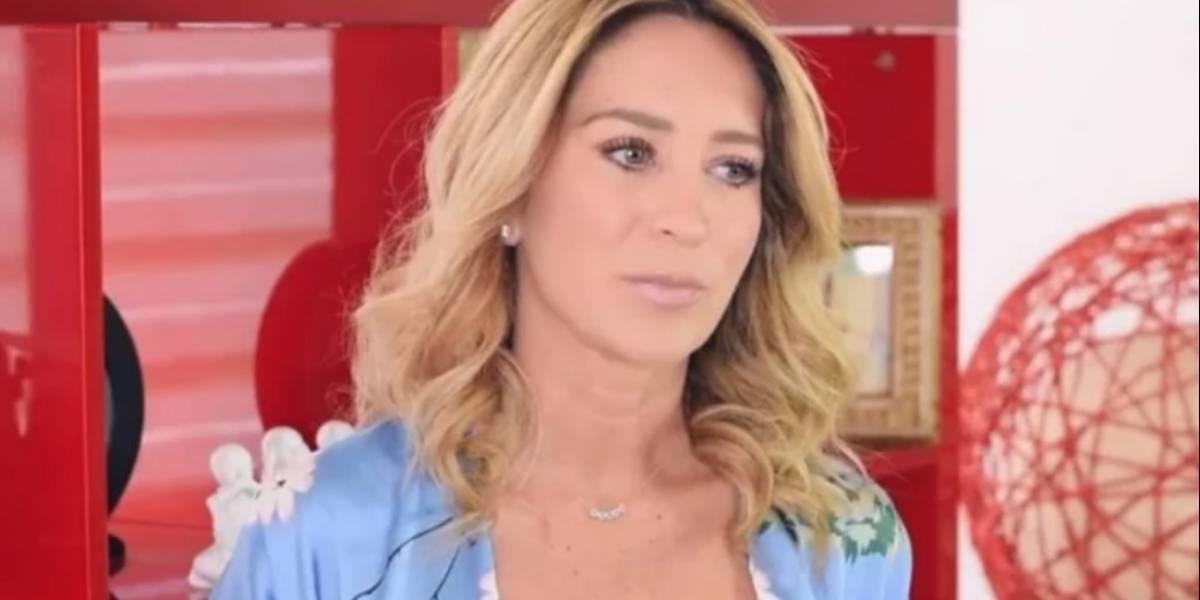 Geraldine Bazán explota contra medio por ligarla a Gabriel Soto