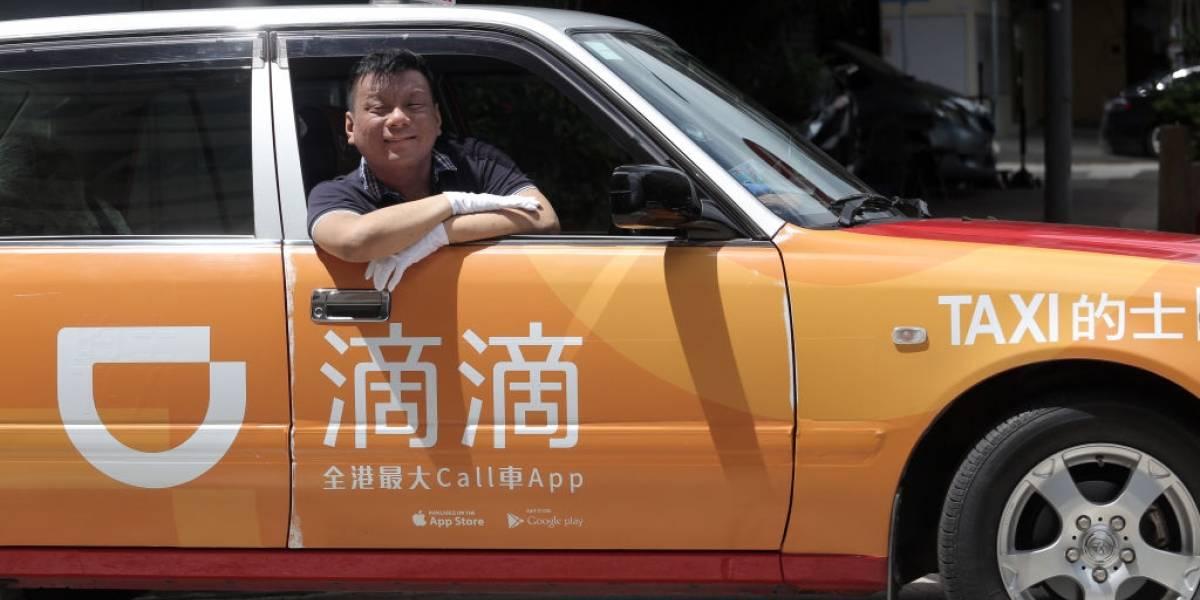 """Didi Chuxing, el llamado """"Uber chino"""", llegaría próximamente a Colombia"""