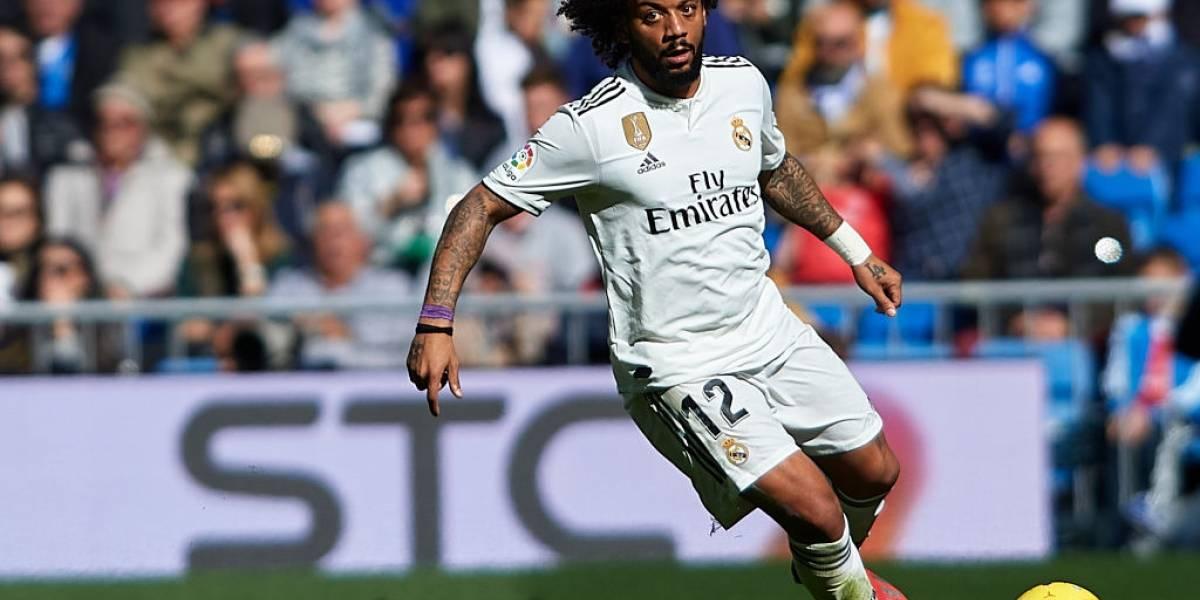Após reunião com a diretoria, rumores da saída de Marcelo do Real Madrid ganham força