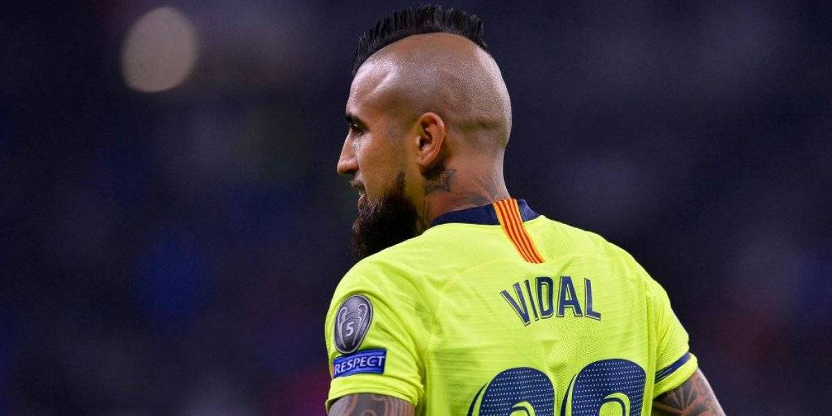 Así vivimos la victoria del Barcelona de Vidal sobre Manchester United en la Champions