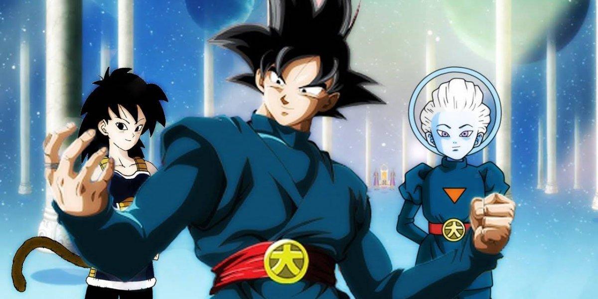 Goku sería el próximo Gran Sacerdote del universo