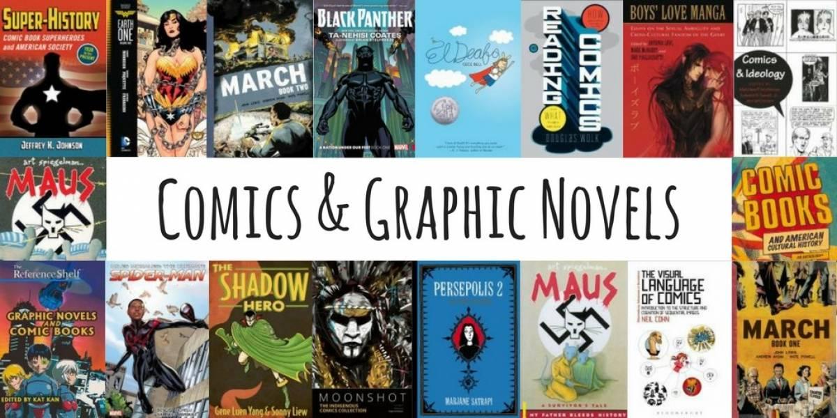 ¿Interesado en el diseño y el cómic? Ojo a estos talleres gratis de narrativas gráficas