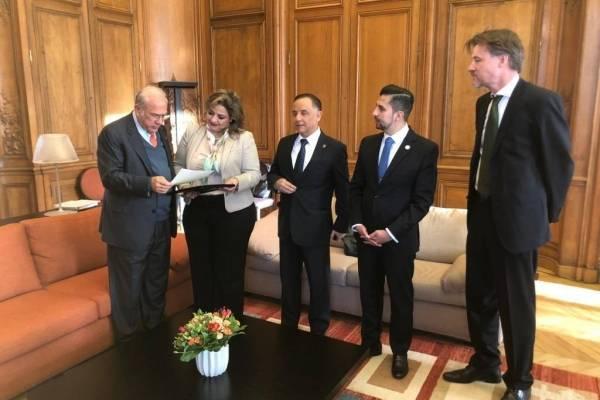 Guatemala ingresa al Centro de Desarrollo de la OCDE