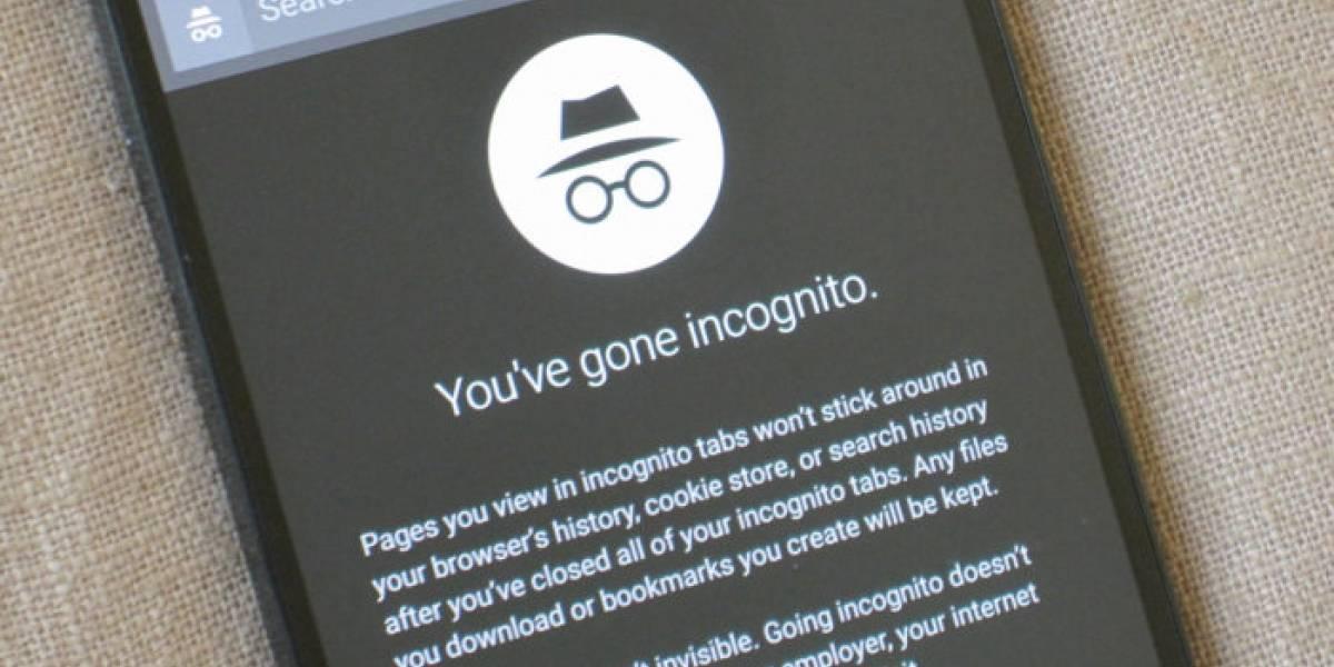 Es fácilmente detectable: Chrome anuncia medida para que nadie sepa cuando estás en modo incógnito