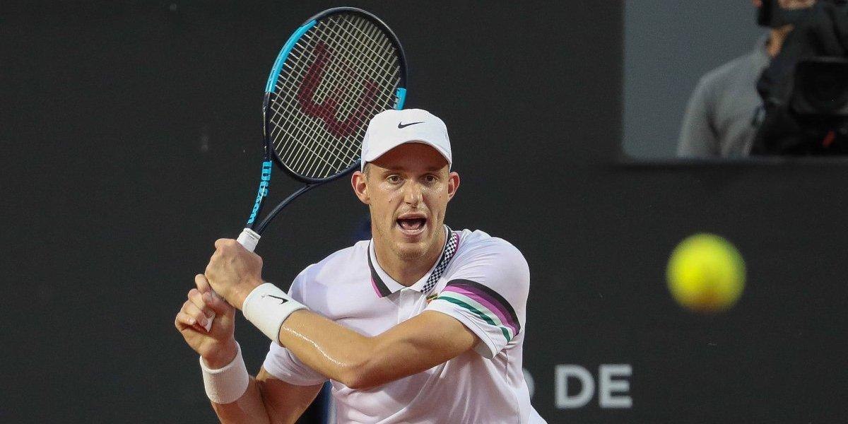 Así vivimos la increíble caída de Nicolás Jarry en la primera ronda del ATP de Rio