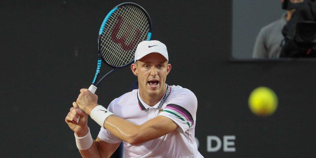 Nicolás Jarry perdió en la primera ronda de Rio y sufrirá dura caída en el ranking ATP