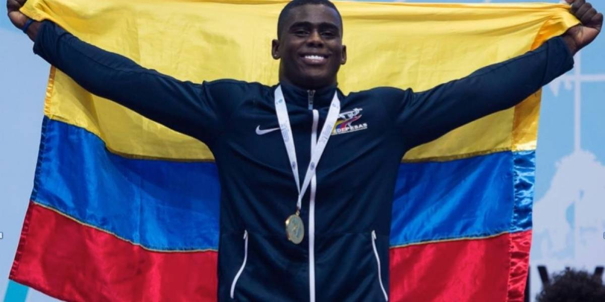 Jhonatan Rivas se consolida en la clasificación a los Juegos Olímpicos Tokio 2020