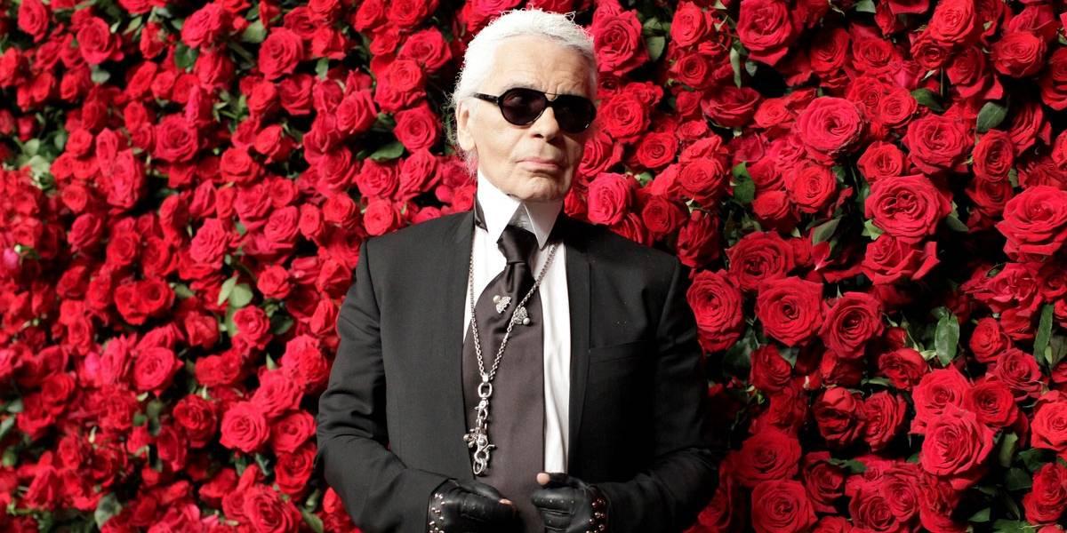 Morre o estilista alemão Karl Lagerfeld, aos 85 anos