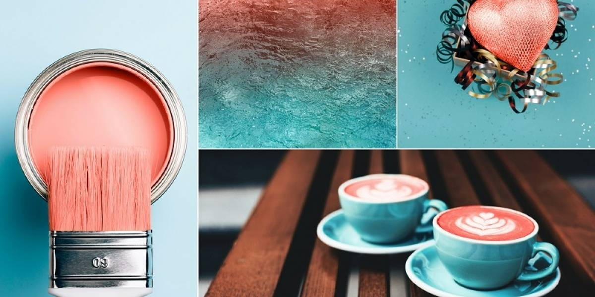 Cómo llevar el living coral, el color de las tendencias en 2019