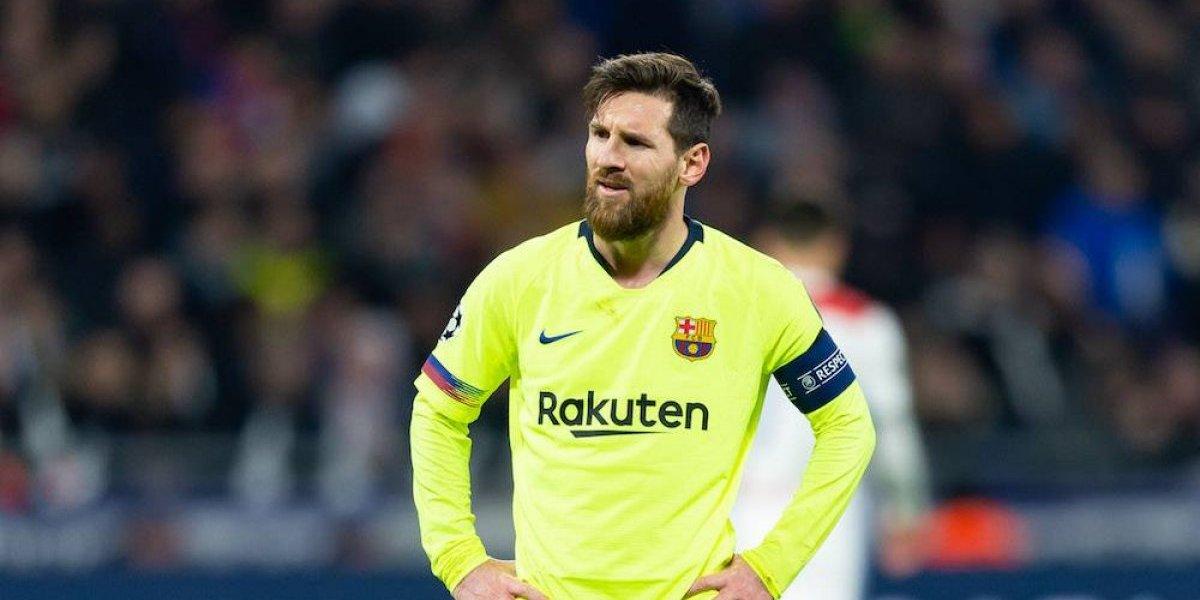 Barcelona iguala con el Lyon y definirá su pase a cuartos en el Camp Nou