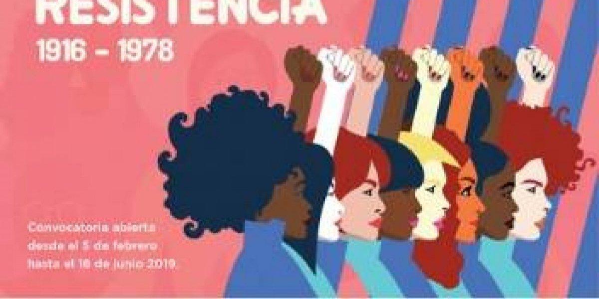 """Anuncian tercera edición del concurso """"Mujeres de la Resistencia"""""""