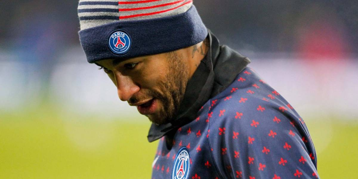 Neymar se la pasó llorando en casa tras lesionarse de nuevo