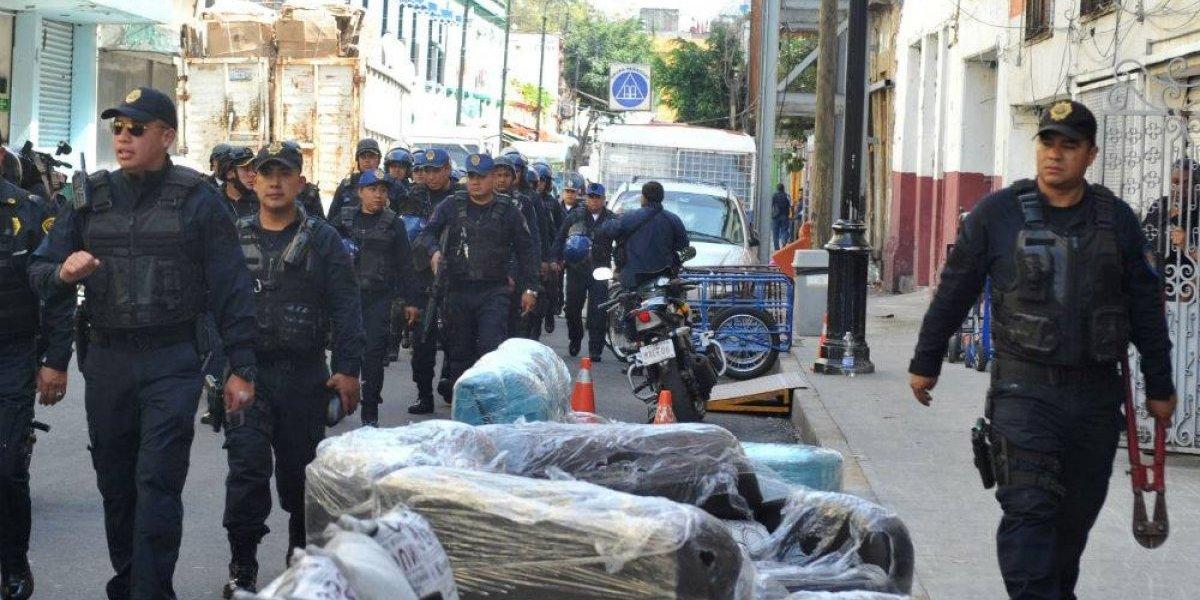 La cacería contra capos de Tepito desata ola de arrestos de consumidores