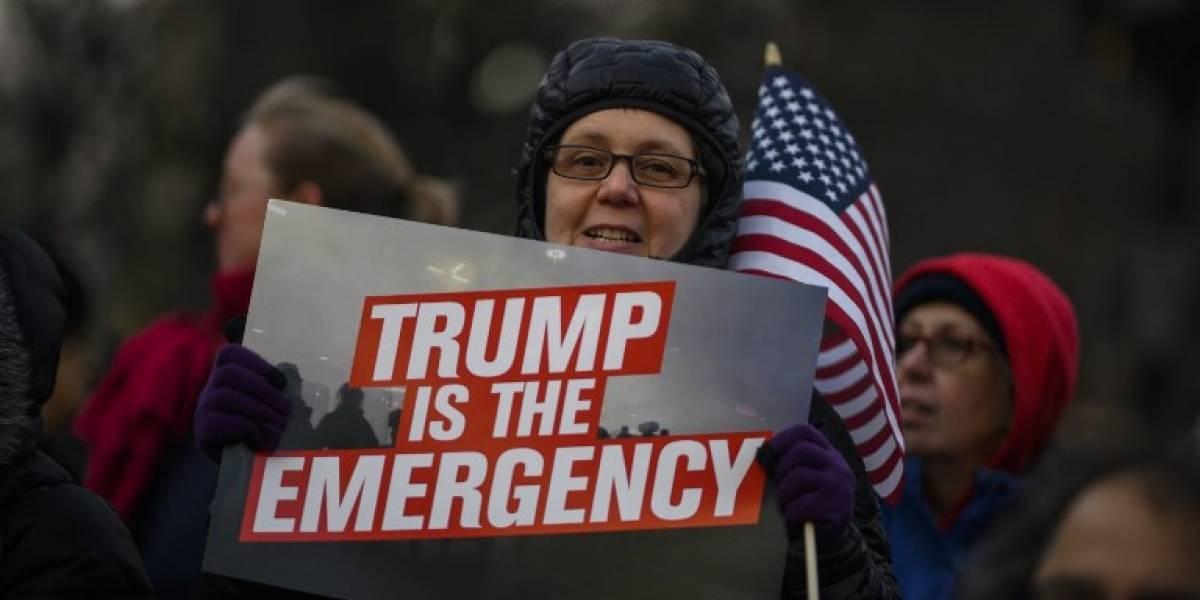 EE. UU.: 16 estados demandan al gobierno por declaración de emergencia para financiar muro