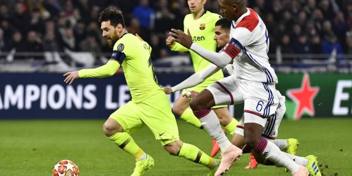Barcelona tiene prohibido fallar frente al Lyon