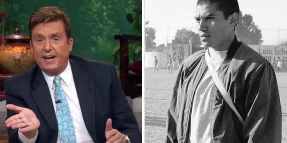 ¡No se mide en sus comentarios! Daniel Bisogno ofende a actor de Roma