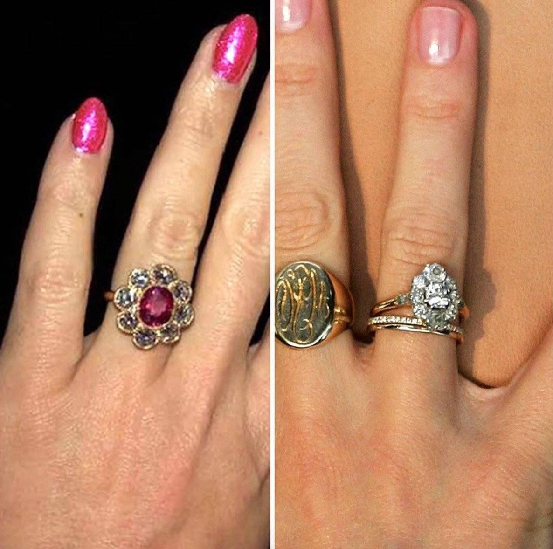 anillo de compromiso de Katy Perry