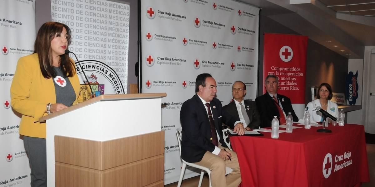 Cruz Roja Americana y el RCM anuncian alianza que beneficiará a miles de personas en la isla
