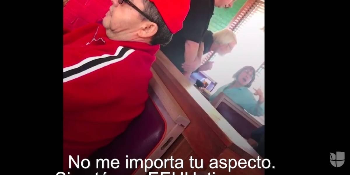 Insultan a mexicanos por hablar español en restaurante de EU