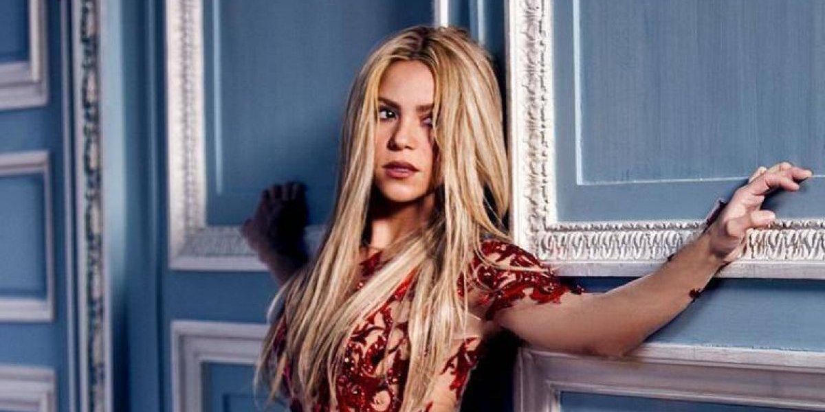 Sale a la luz un video por el que Shakira pagó para que lo eliminaran