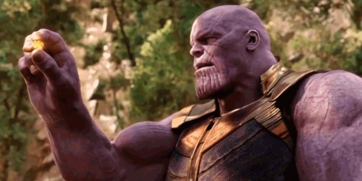 Thanos prepara nuevo traje para enfrentar a los Avengers