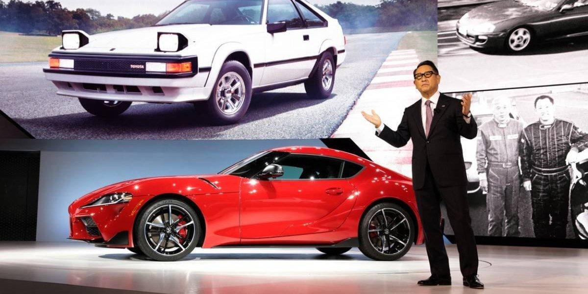 Toyota tiene al segundo mejor ejecutivo del mundo