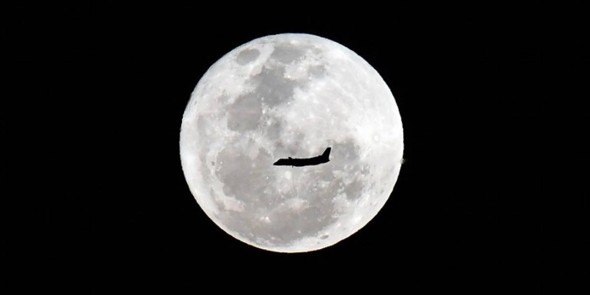 "EN VIVO. Mira la espectacular superluna ""de nieve"""