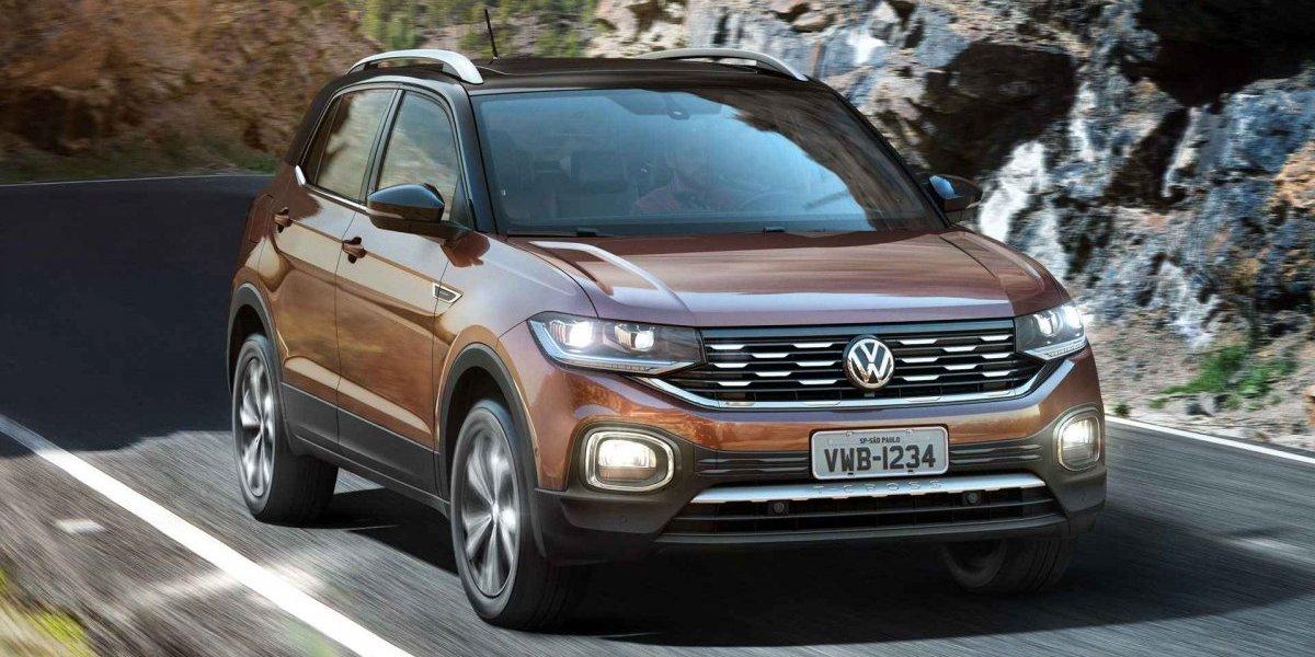 Volkswagen T-Cross 2019 entra em pré-venda só nesta terça; veja fotos e preços