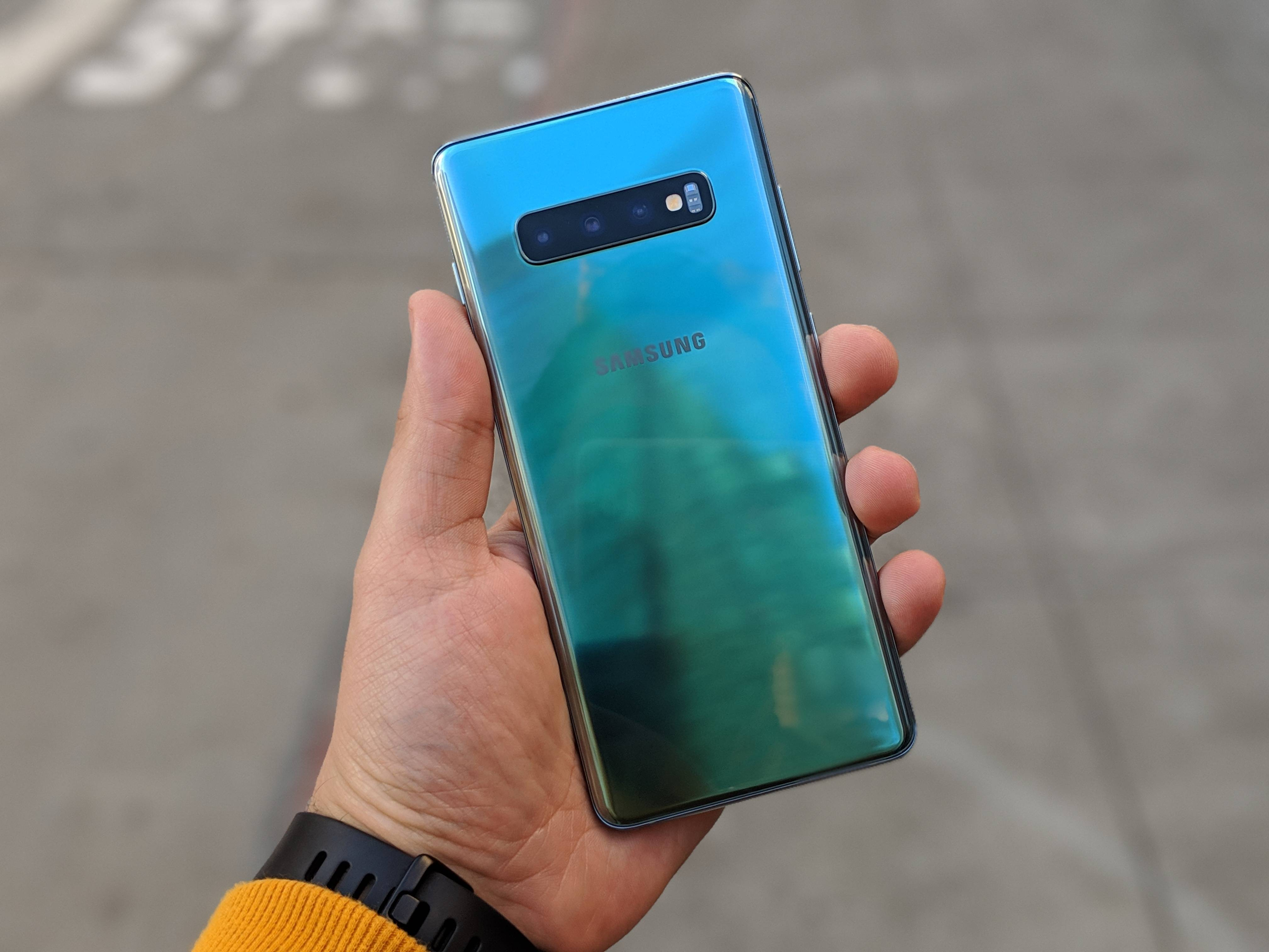 Galaxy S10+ cover