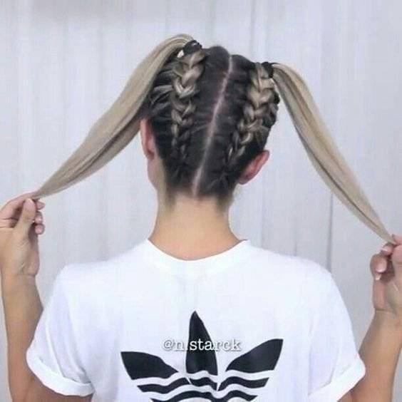 peinados tumblr para cabello corto