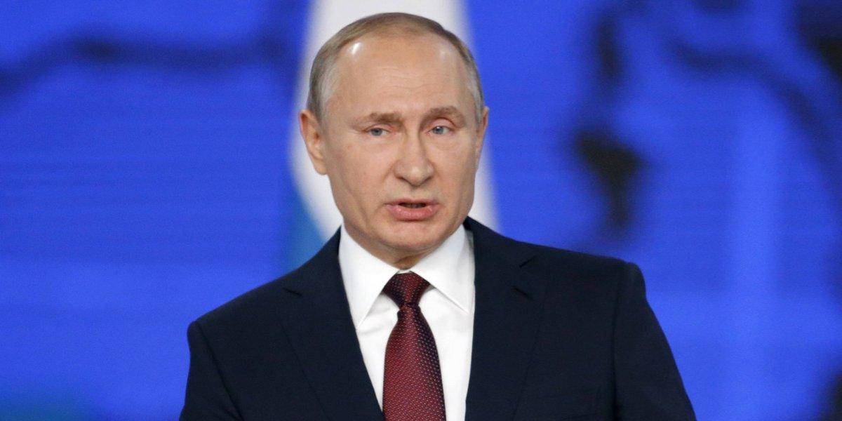 Putin advierte que Rusia apuntará a EU si despliega misiles en Europa