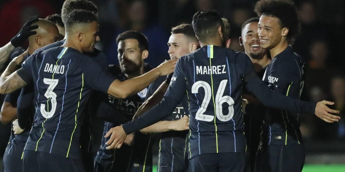 Equipo de fútbol Manchester City se expande a China