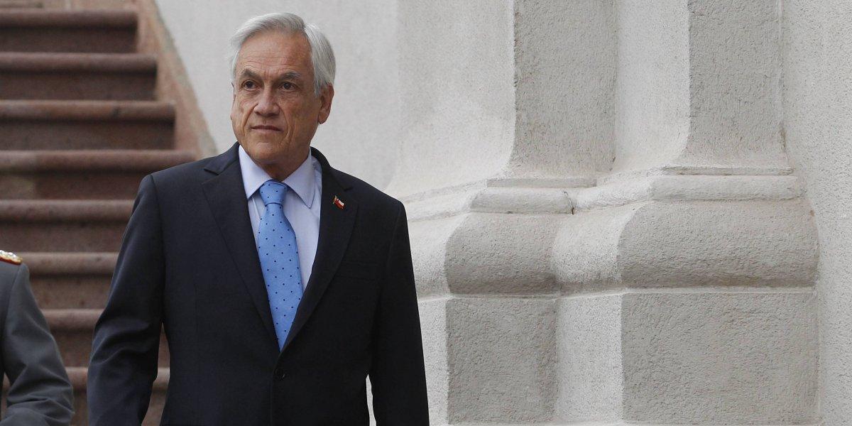 """Piñera y su revelación en medio de escándalo de isapres: """"Yo estoy en Fonasa"""""""
