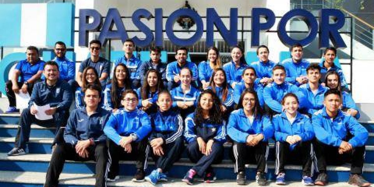 Guatemala tendrá intensa participación internacional en varias disciplinas
