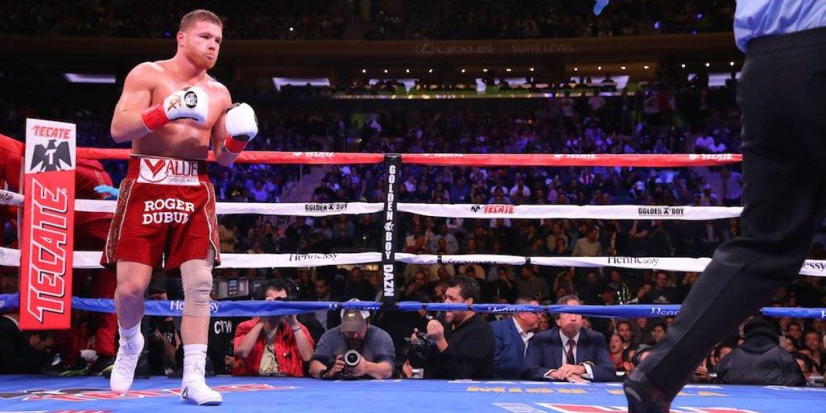 'Canelo' Álvarez promocionará su pelea ante Daniel Jacobs en CDMX