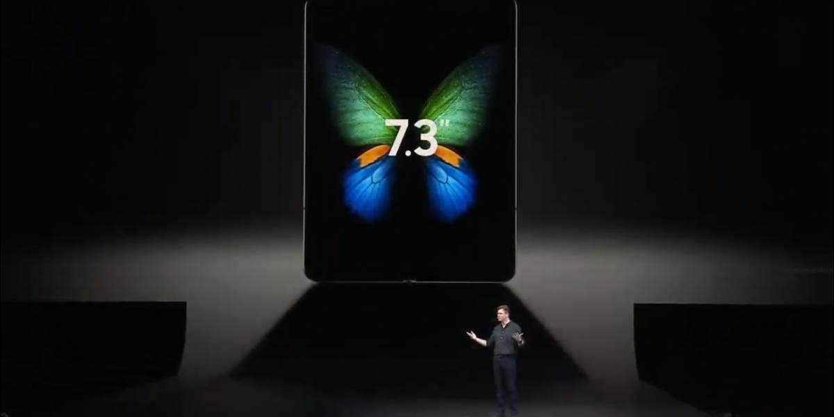 """Samsung responde por daños en Galaxy Fold: """"investigaremos estos casos profundamente"""""""