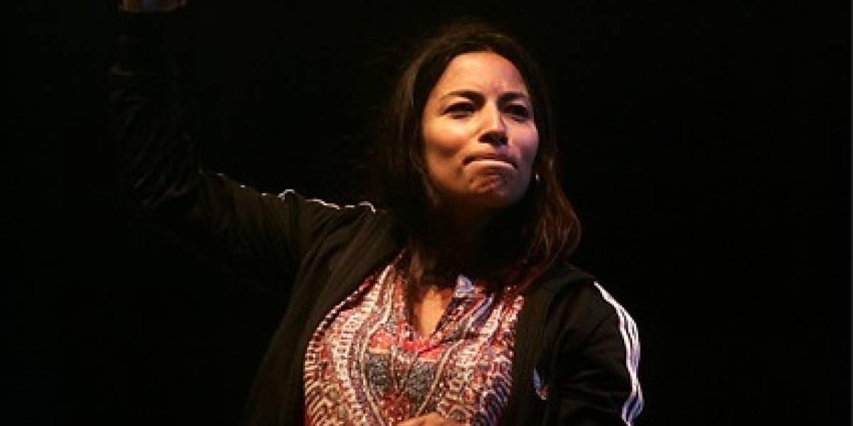 Anita Tijoux lanza dura acusación contra la organización de Viña 2019