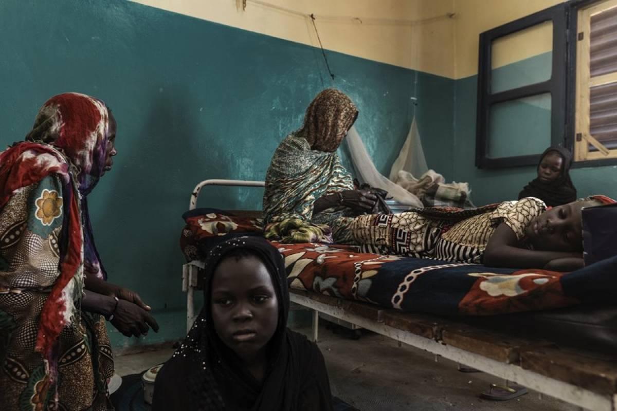 La crisis del lago Chad. De Marco Gualazzini. Foto: worldpressphoto.org