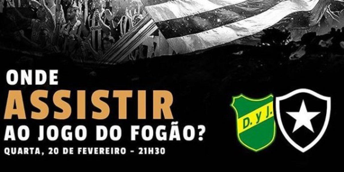 Copa do Sul-americana 2019: onde assistir ao vivo online o jogo DEFENSA Y JUSTICIA X BOTAFOGO