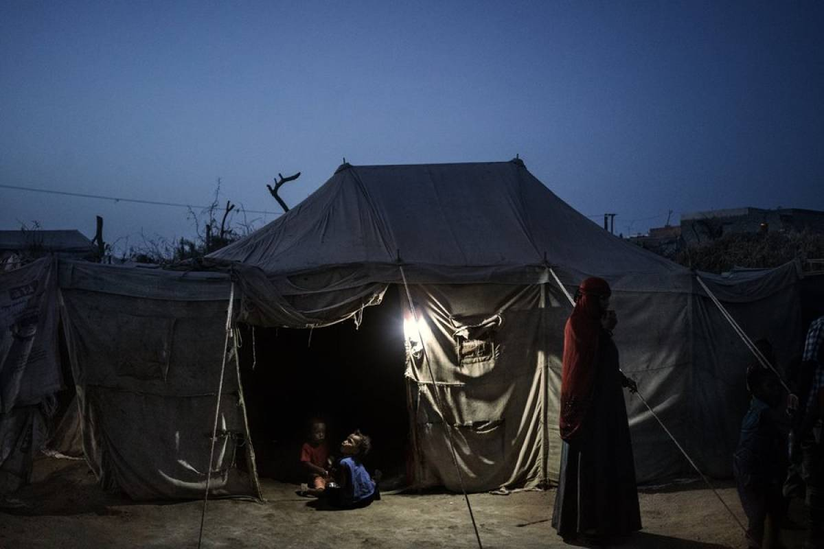 Crisis en Yemen. De Lorenzo Tugnoli. Foto: worldpressphoto.org