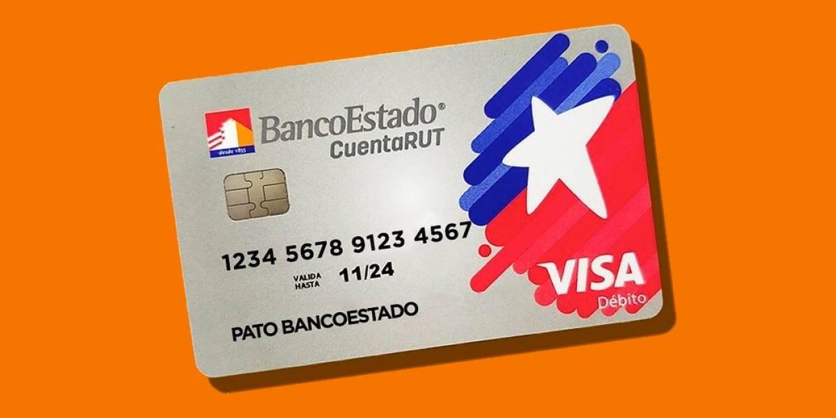 Banco Estado lanza nueva Cuenta RUT con Visa Débito: Permitirá pagar Netflix y Amazon