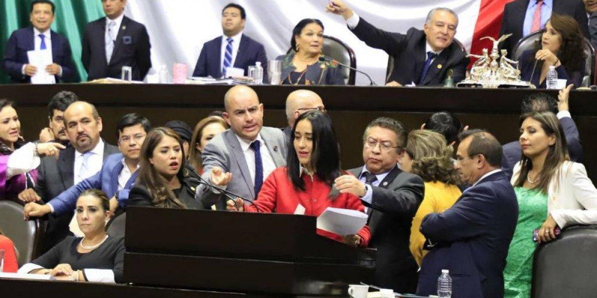 Diputados aprueban sumar 9 delitos al 'catálogo' de prisión preventiva oficiosa