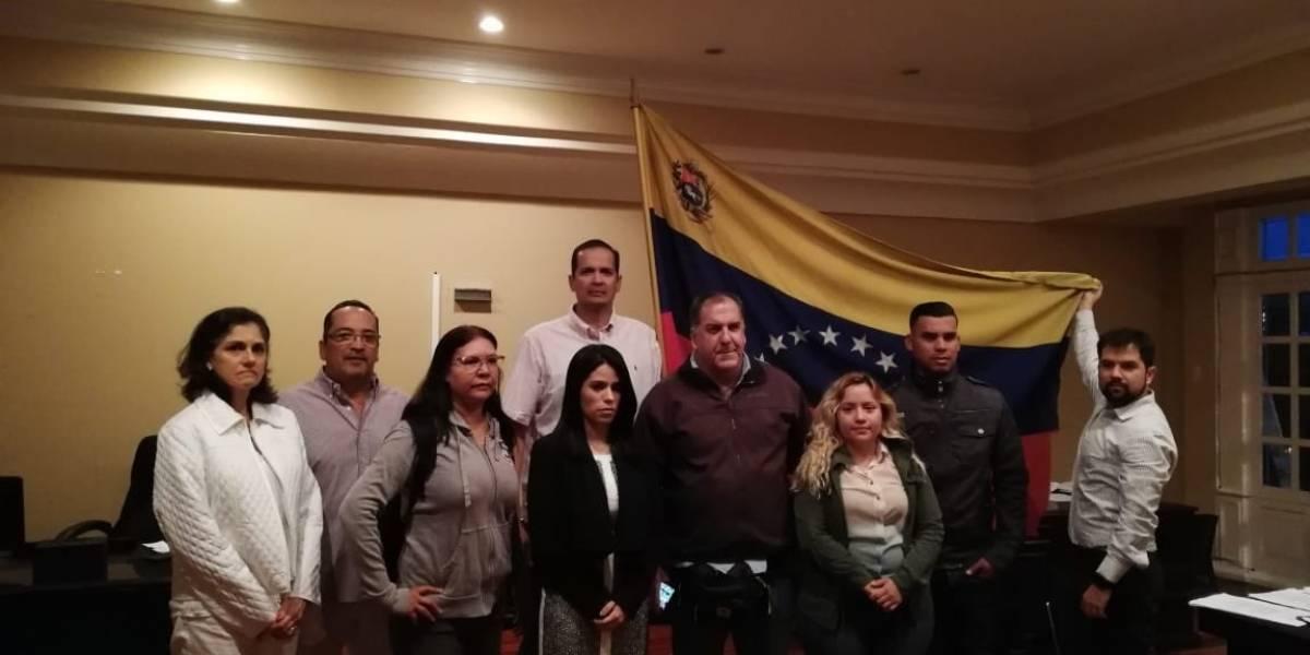 Misión diplomática de Guaidó asume control de la embajada — Costa Rica