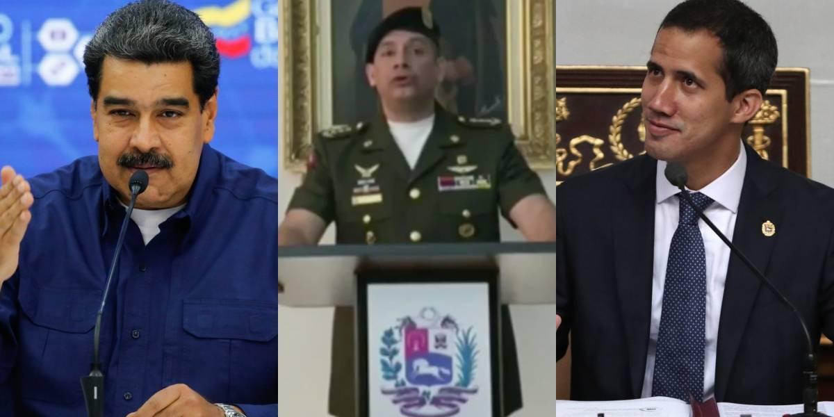 Asesor militar adjunto de Venezuela ante la ONU reconoció a Guaidó como presidente